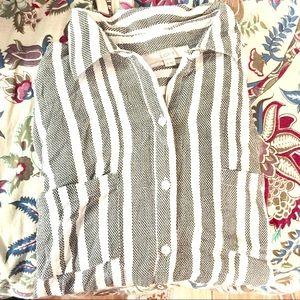 Loft Relaxed ButtonUp